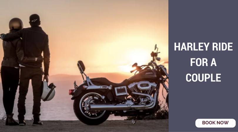 romantic things to do in Bangalore harley ride