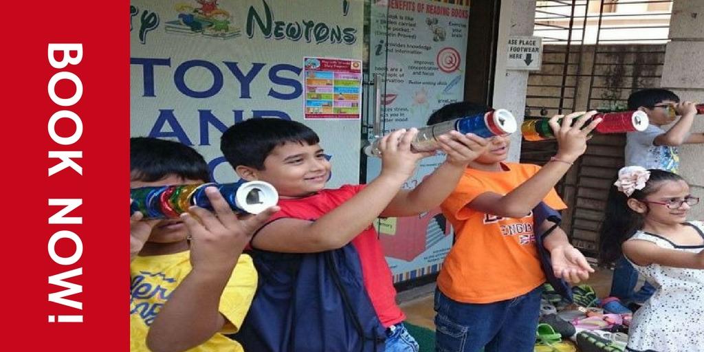 kids workshop in Bangalore