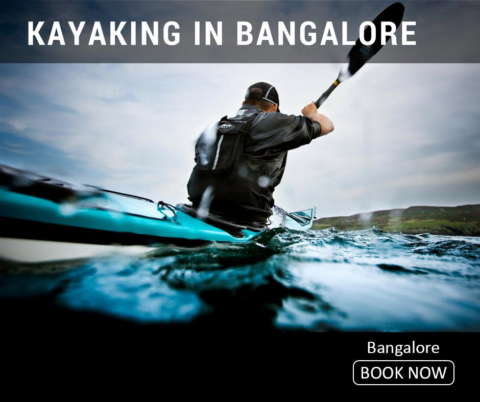 fun things to do in bangalore kayaking