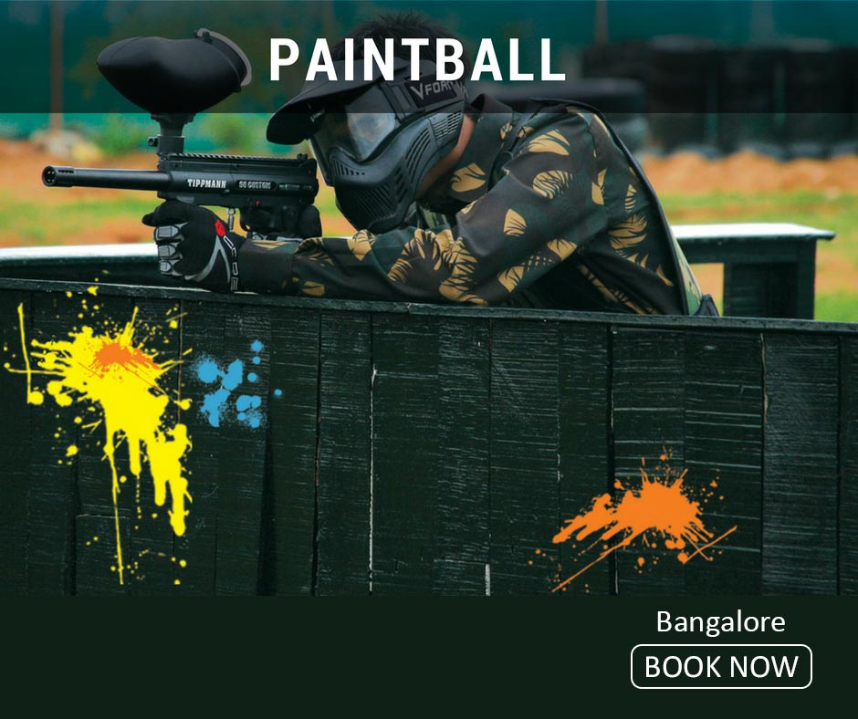 fun things to do in bangalore paintball