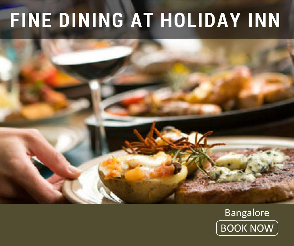 fun things to do in bangalore fine dining