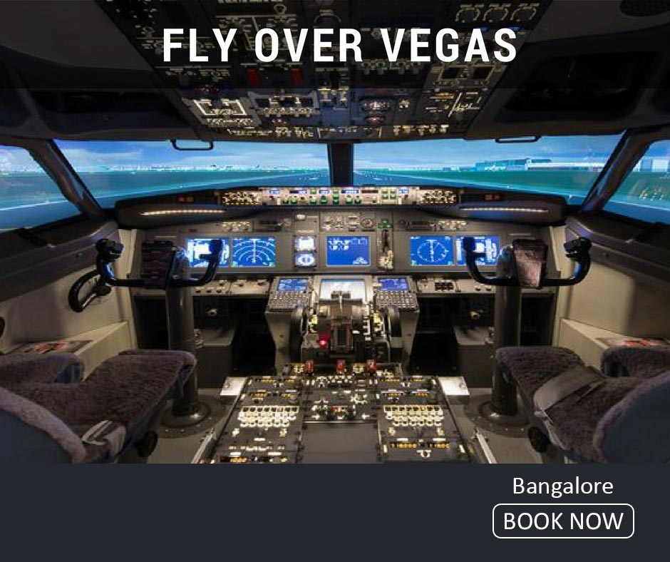 fun things to do in bangalore fly over vegas