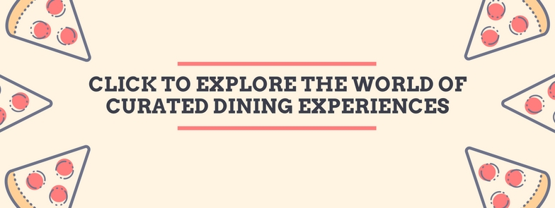 curated dining experiences book now