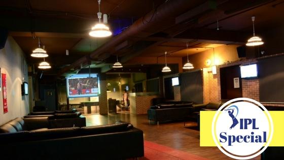 DUGOUT SPORTS BAR: Live IPL Streaming