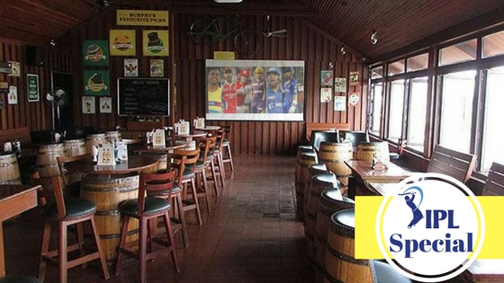 MURPHY'S BREWHOUSE – THE PAUL: Live IPL Streaming