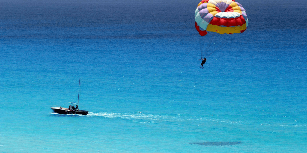 9 Best Water sports in Goa That You Must Give A Try-parasailing