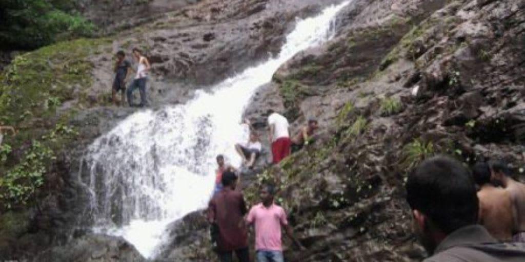 trekking in Goa - Kuskem waterfalls