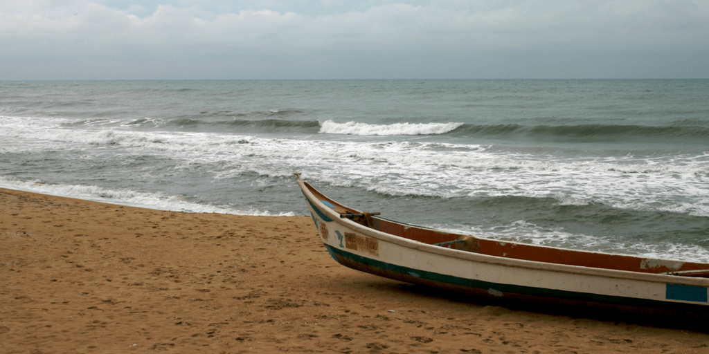 romantic places in chennai - covelong