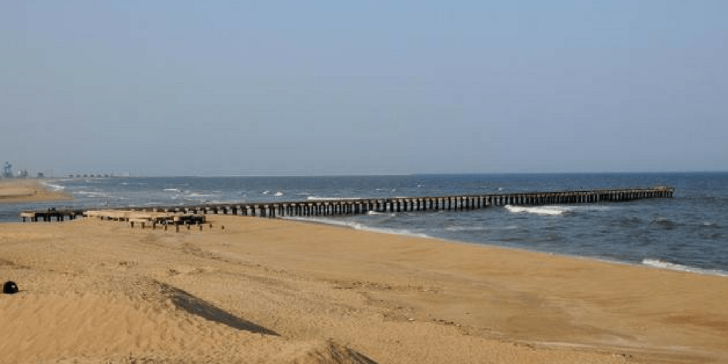 romantic places in Chennai - besant nagar beach
