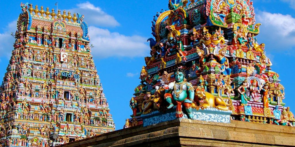 romantic places in chennai - parthasarathy temple