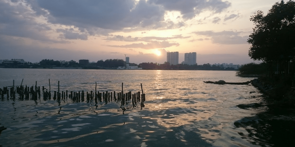 romantic places in chennai - muttukadu