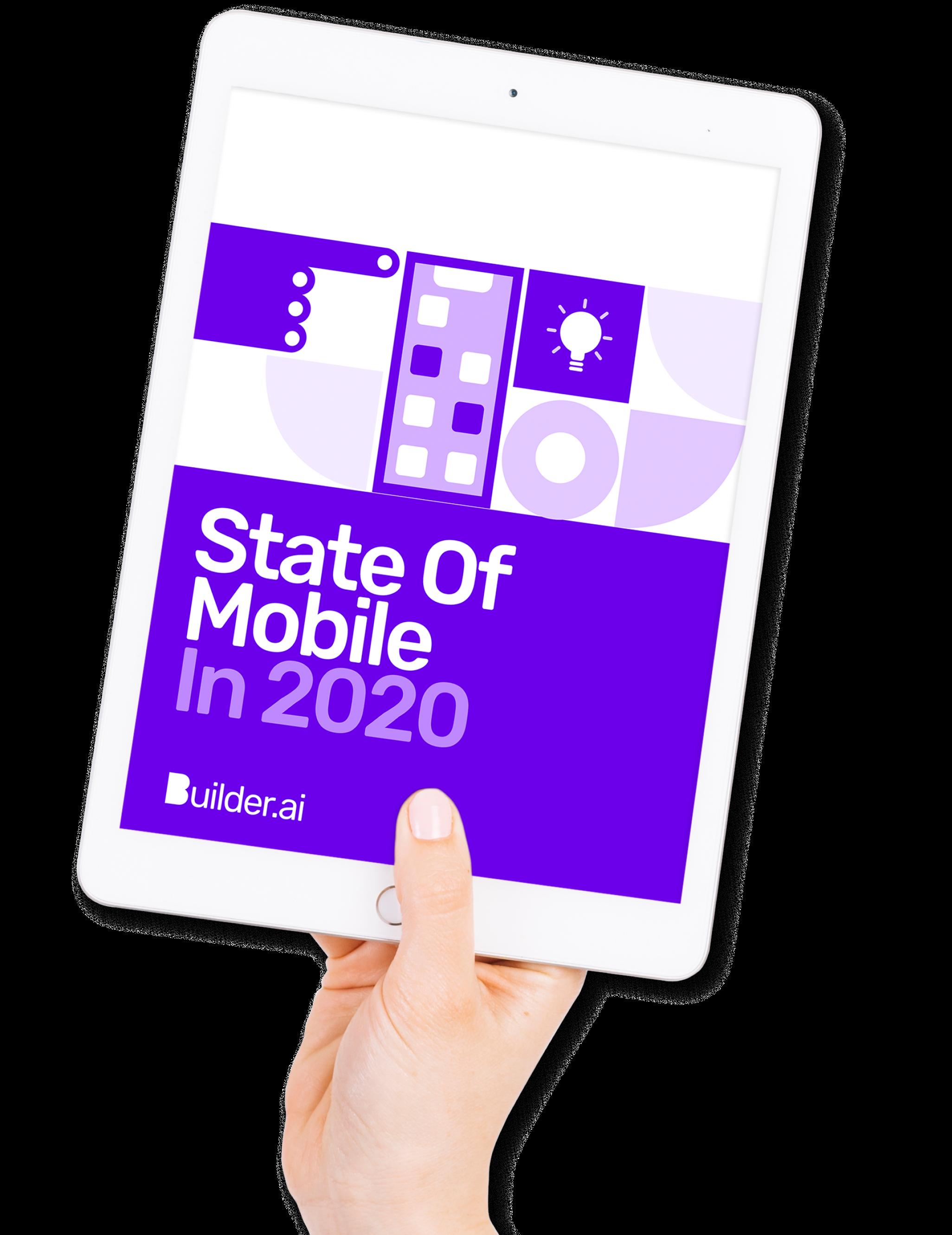 State of mobile 2020 e-book