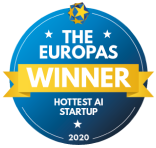 The Europas 2020 'Hottest AI Startup'