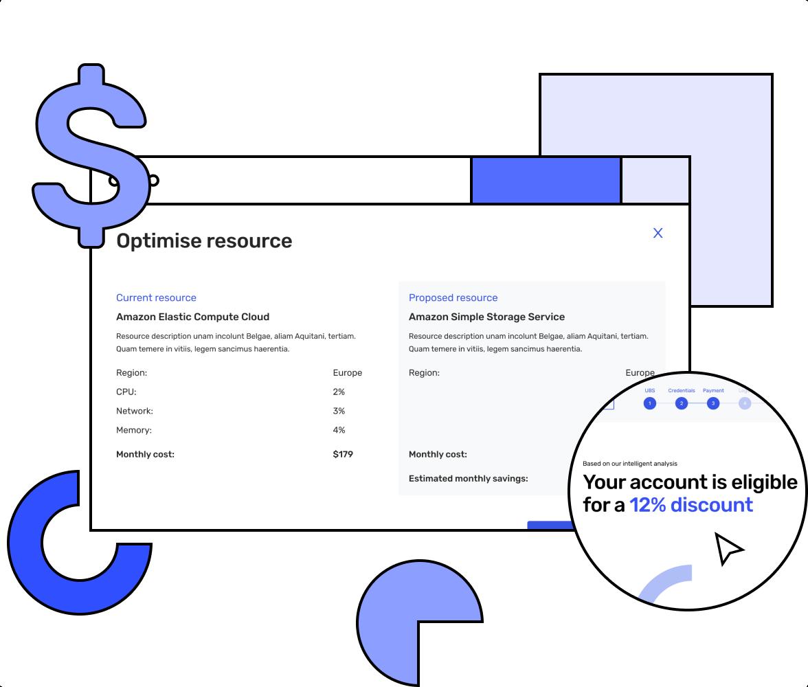 Builder Studio dashboard with available development platforms