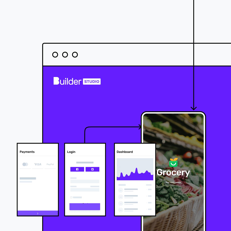 Builder Studio app builder platform