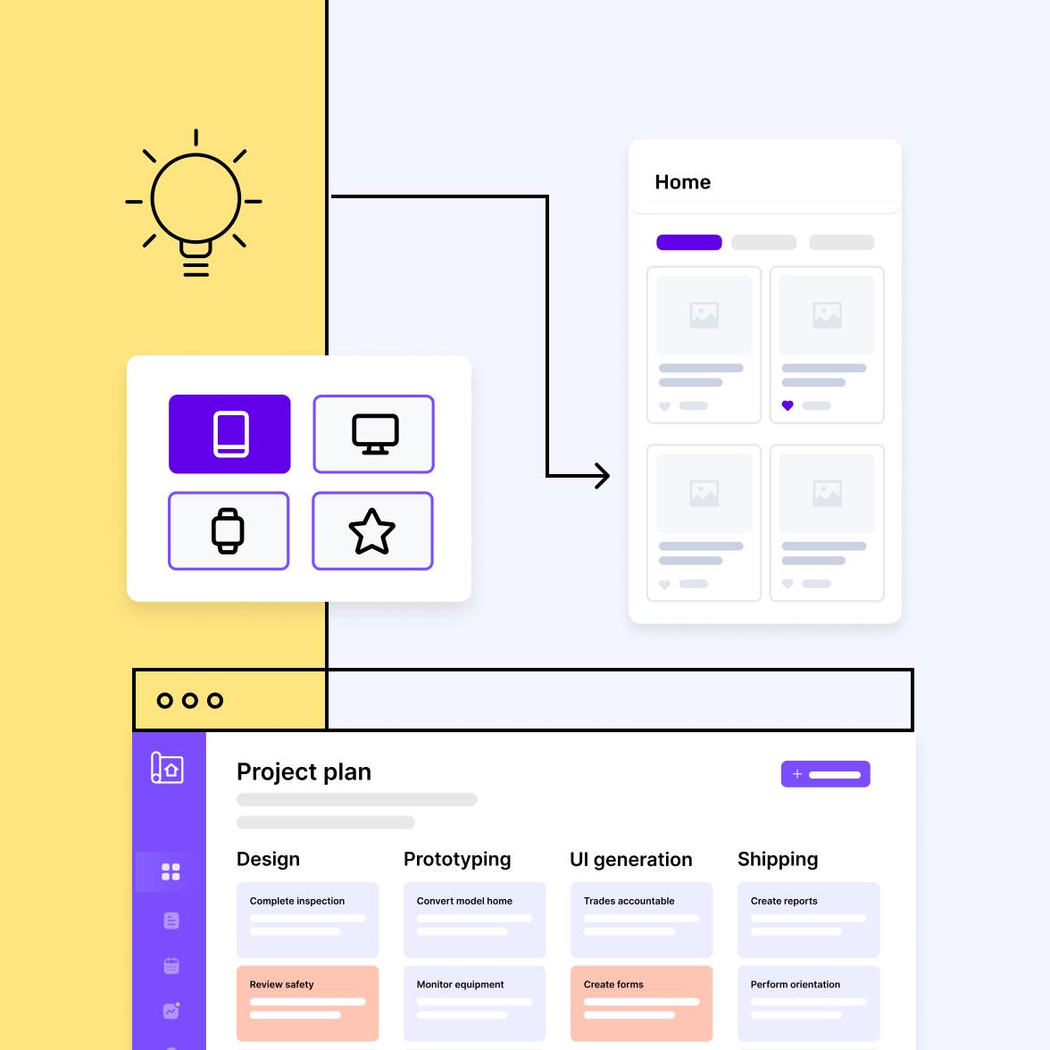 Builder.ai's transparent project management makes it easy