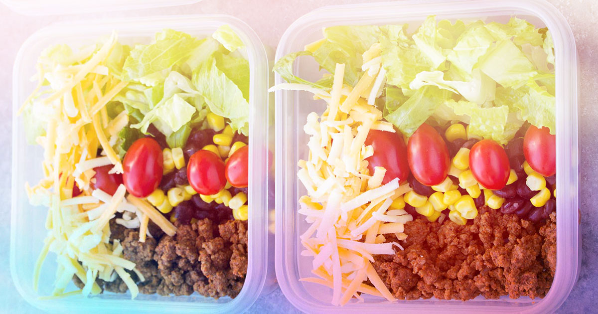 easy lunch - taco tuesday