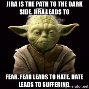 Jira UX