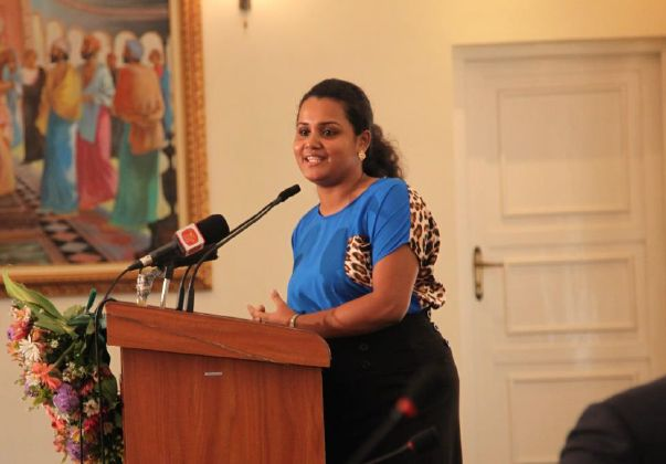 United Nations Secretary-General António Guterres appointed Jayathma Wickramanayake of Sri Lanka as his next Envoy on Youth.