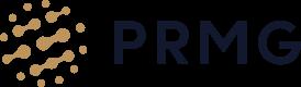 PRMG logo white