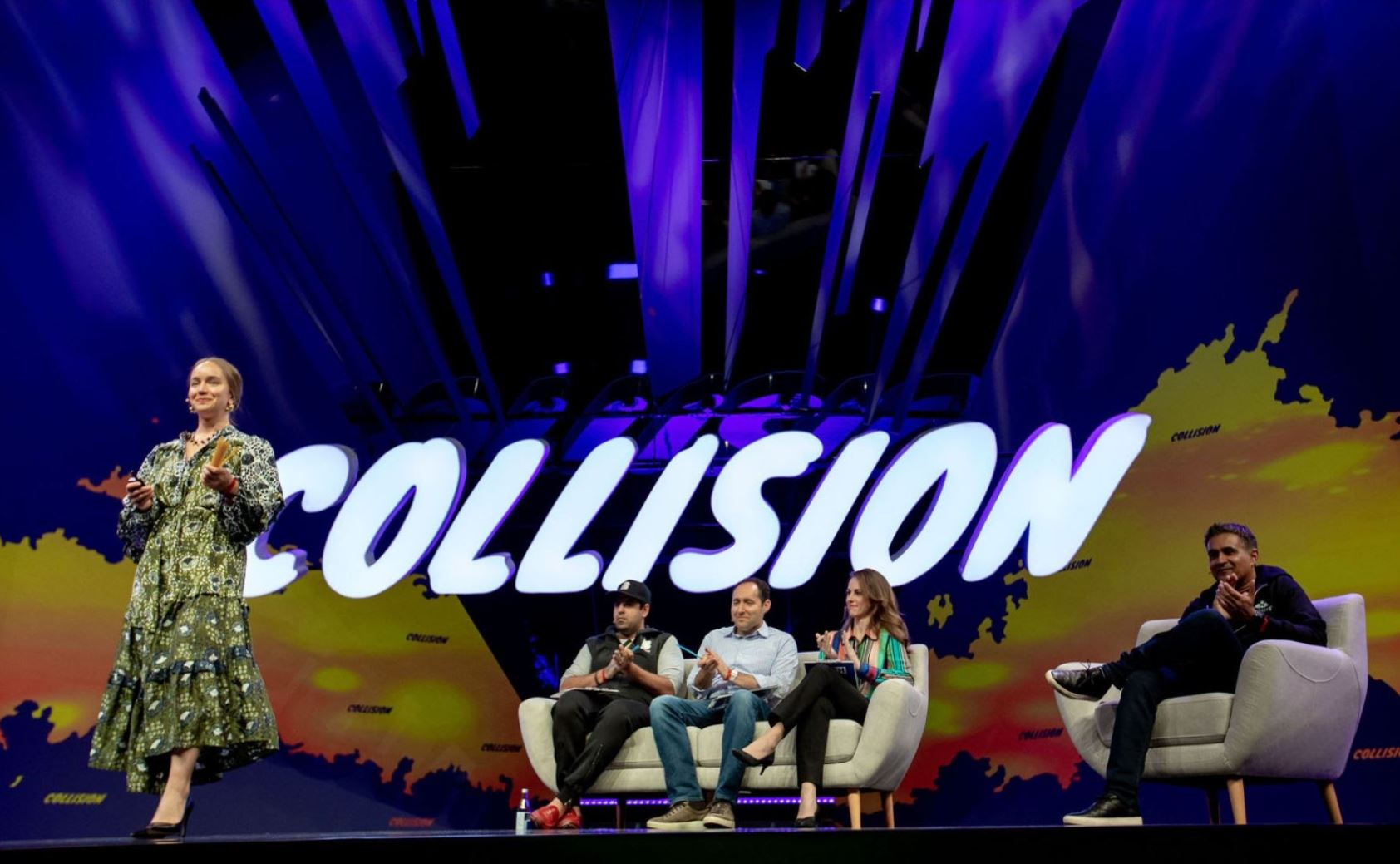 Builder Takes to Collision Conference 2019 in Toronto