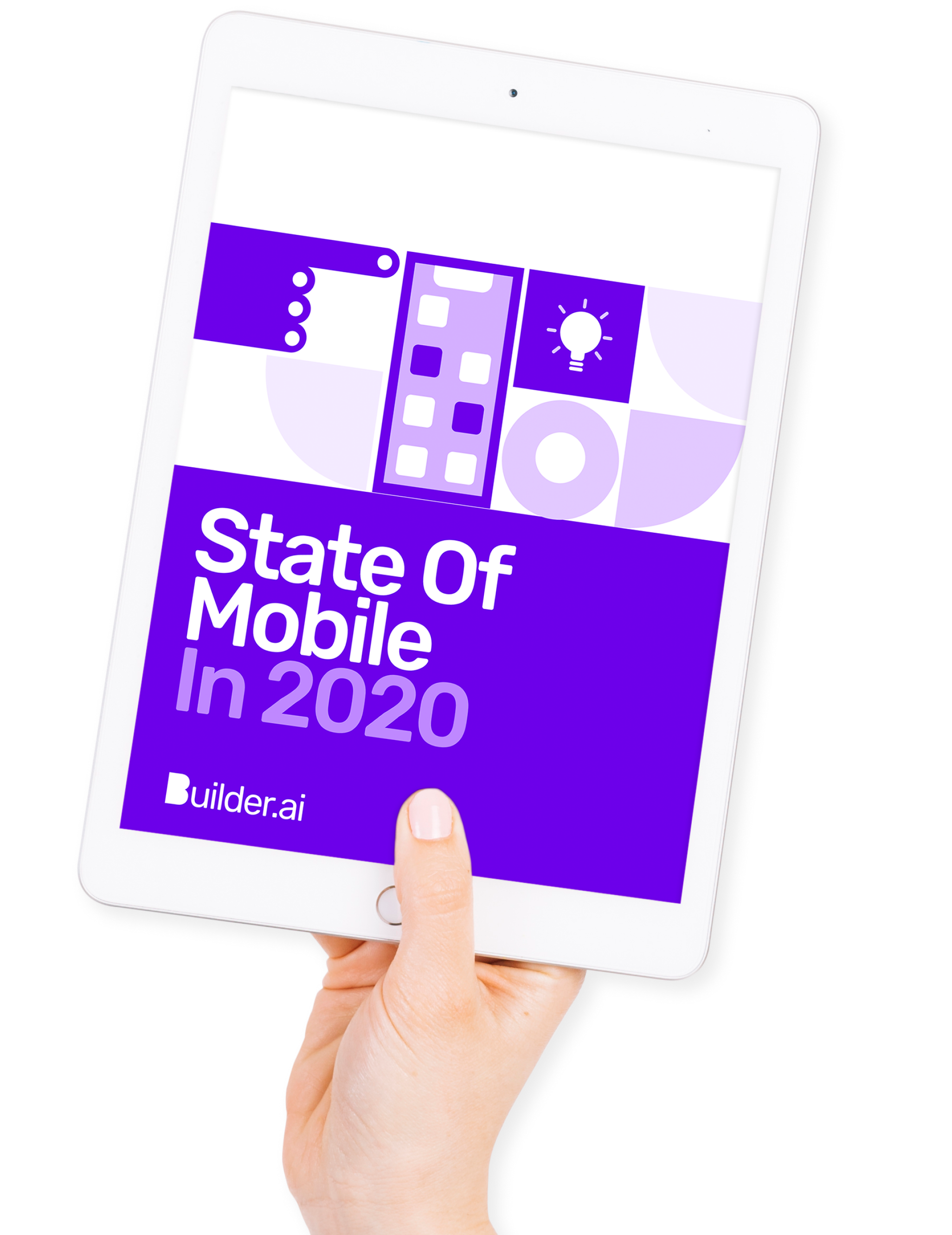 State of Mobile in 2020 cover