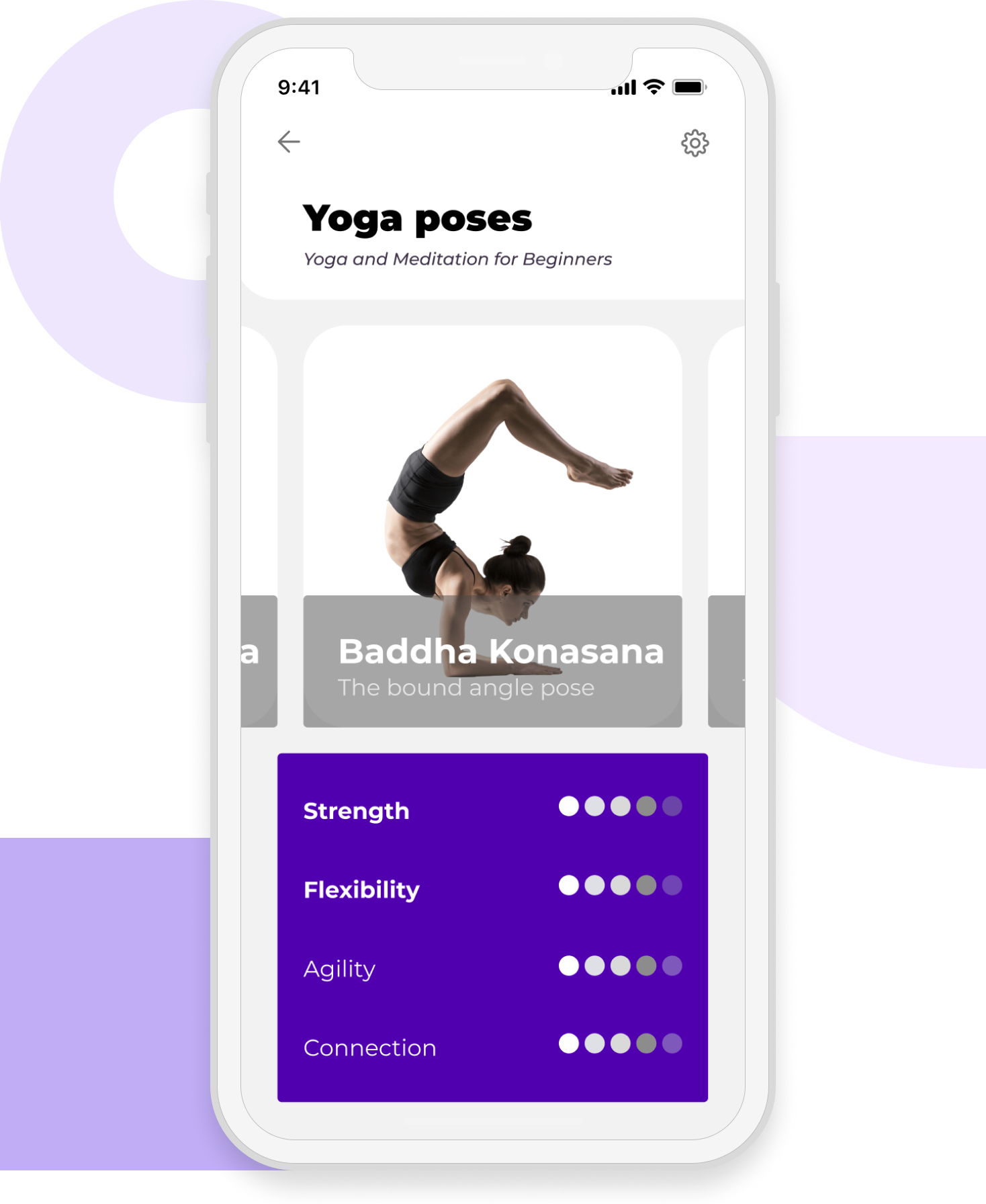 Create your fitness app