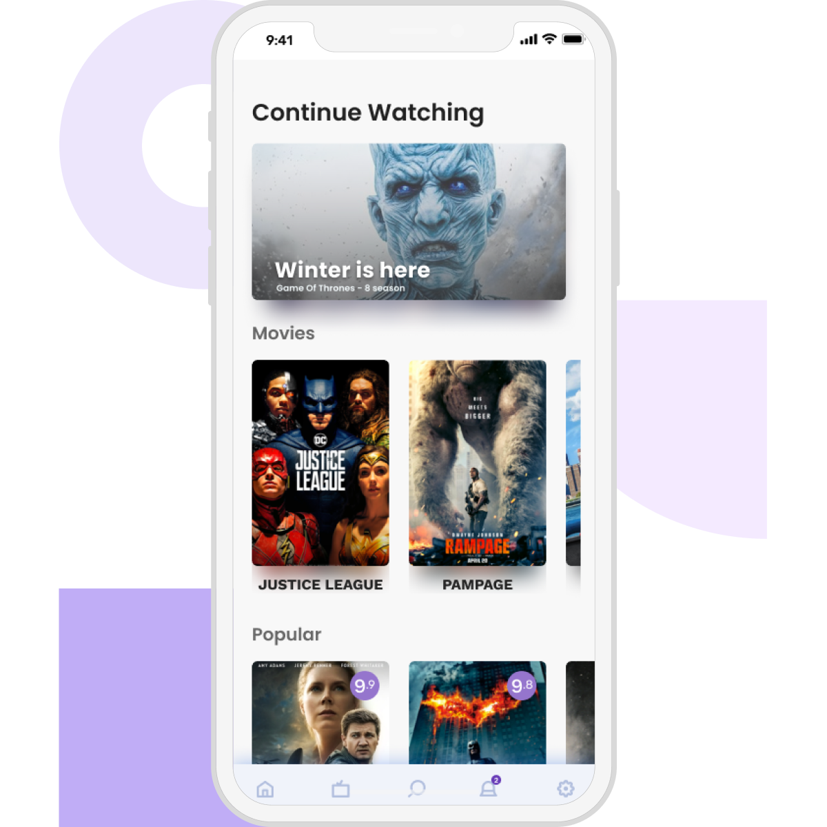 Build a video streaming app