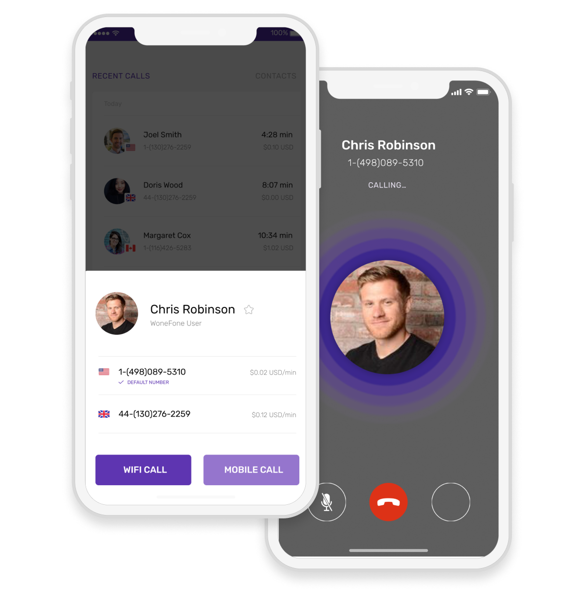 VoIP Calling and messaging app