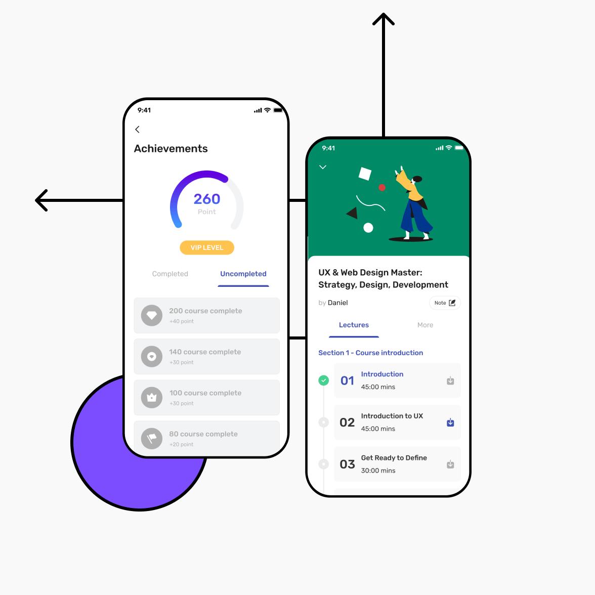 online learning app