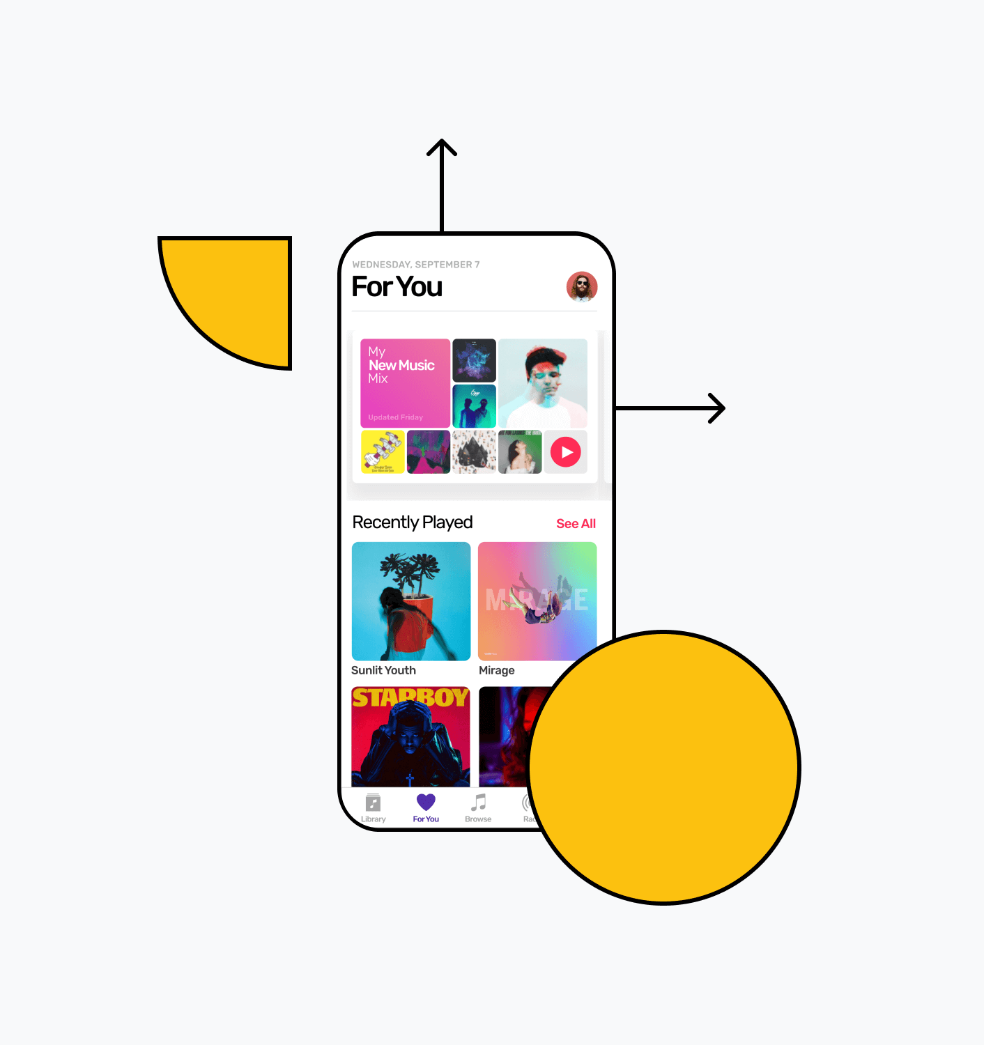 Build a music streaming app