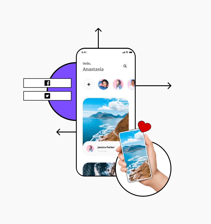 Build a Social Network App