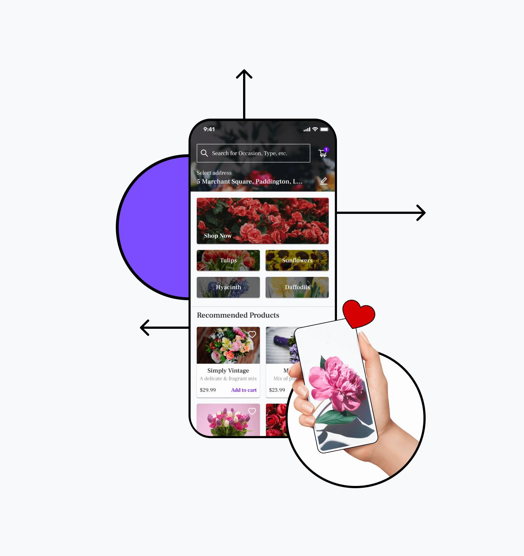 Build your florist app