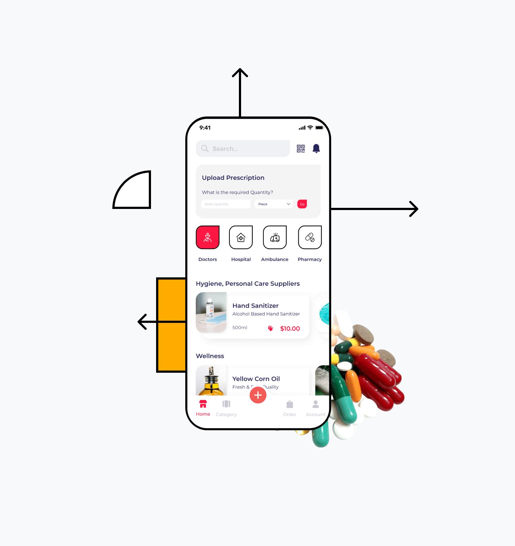 Build a medical app