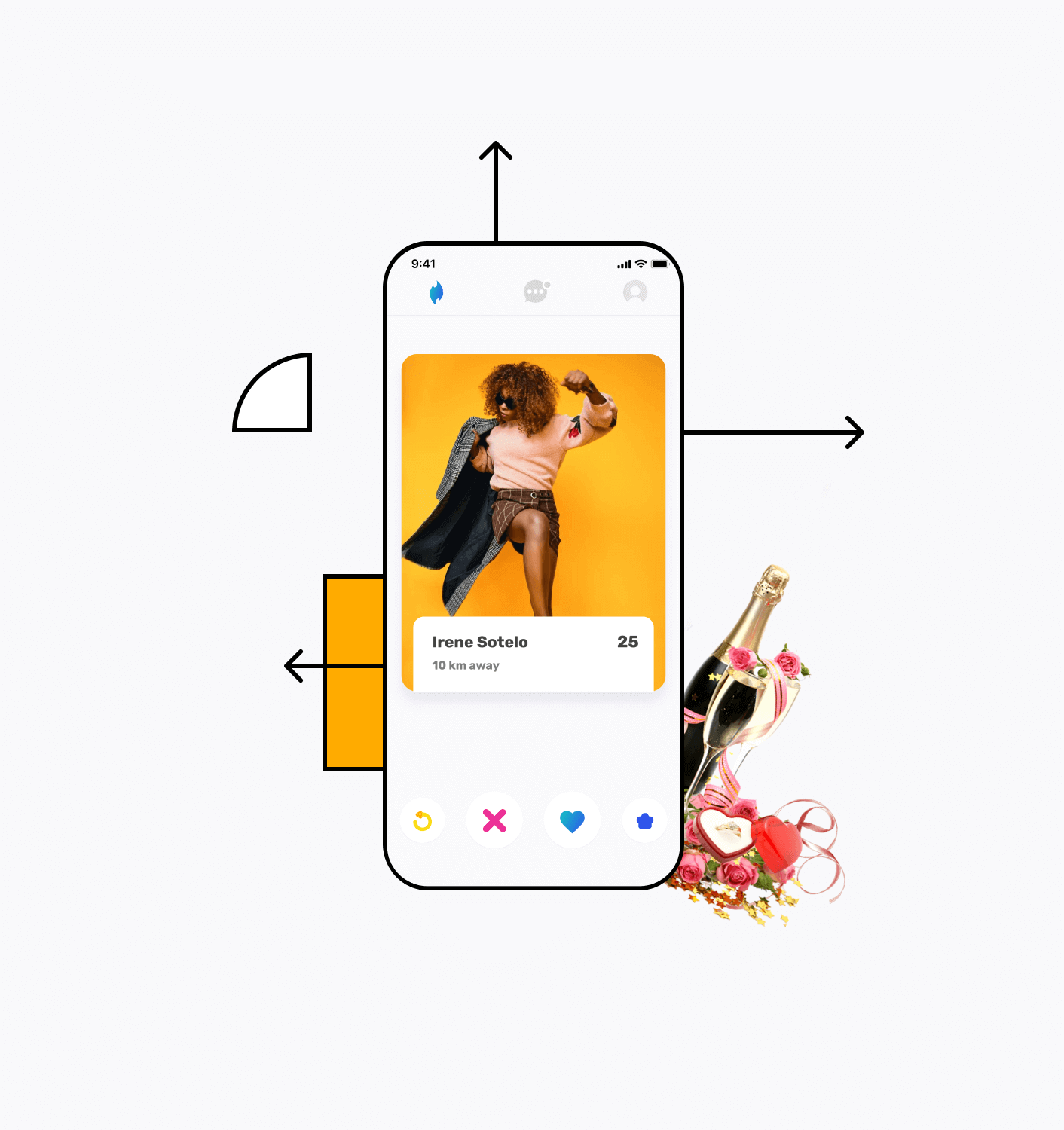 Build a dating app like Tinder