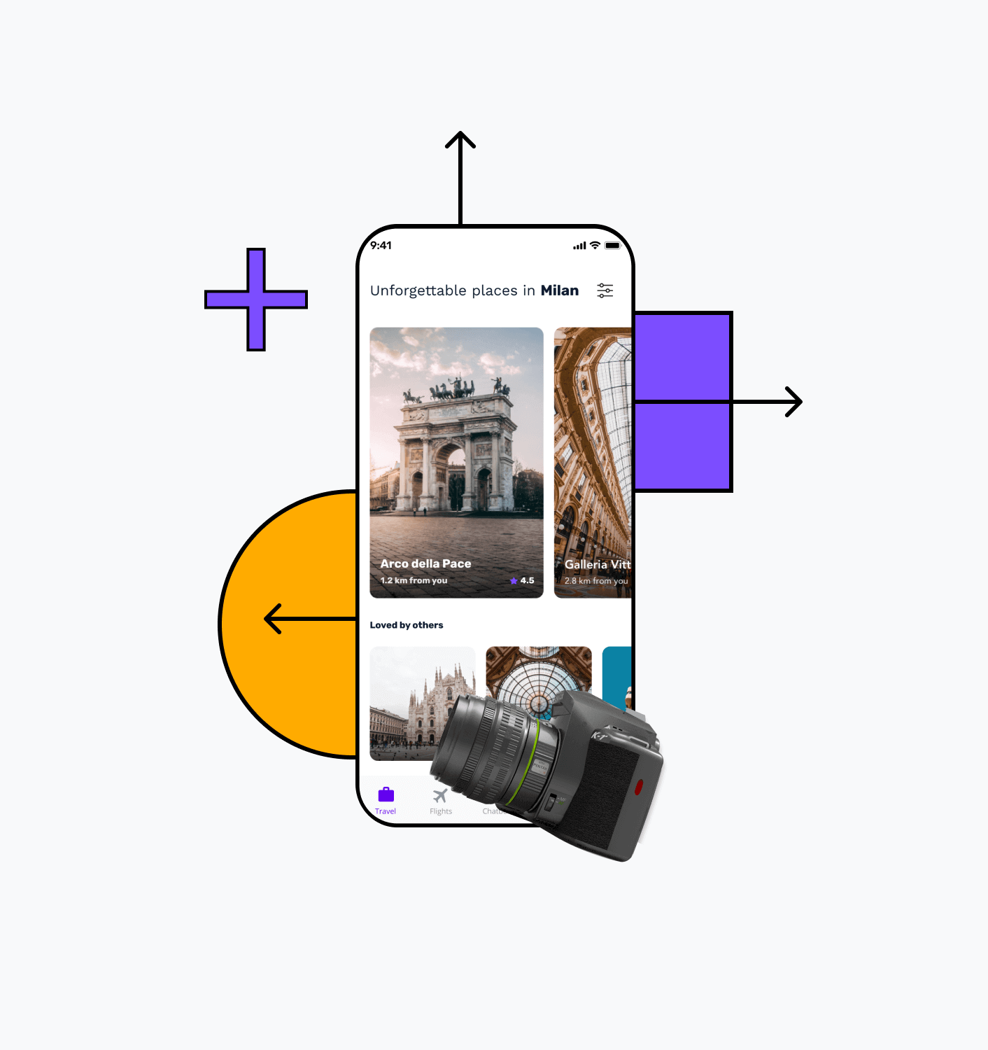 Build travel apps - faster