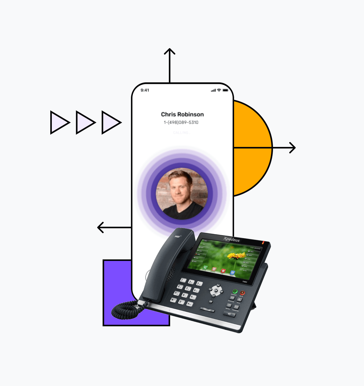 Build a VoIP calling app