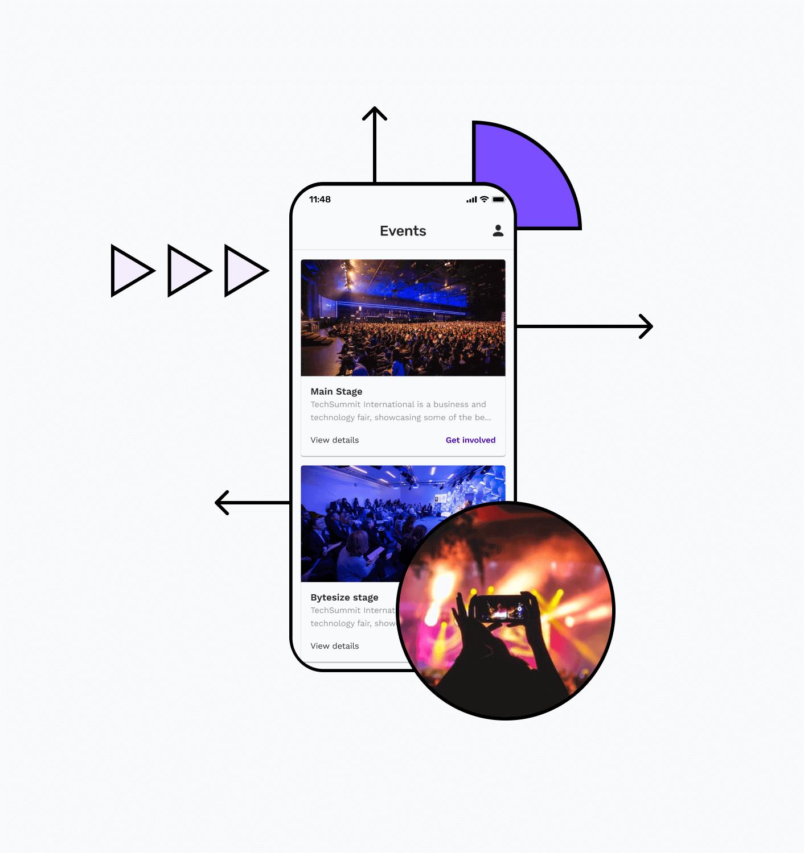 Build an event app - No code!