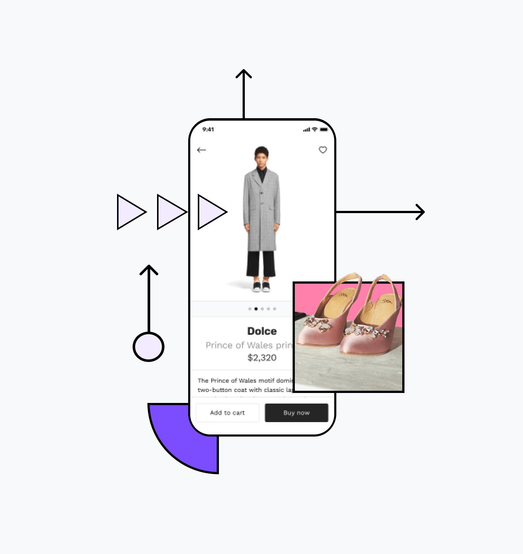 Build a fashion store app