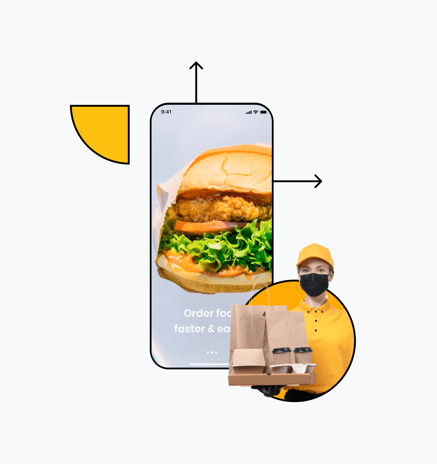Build a food delivery app