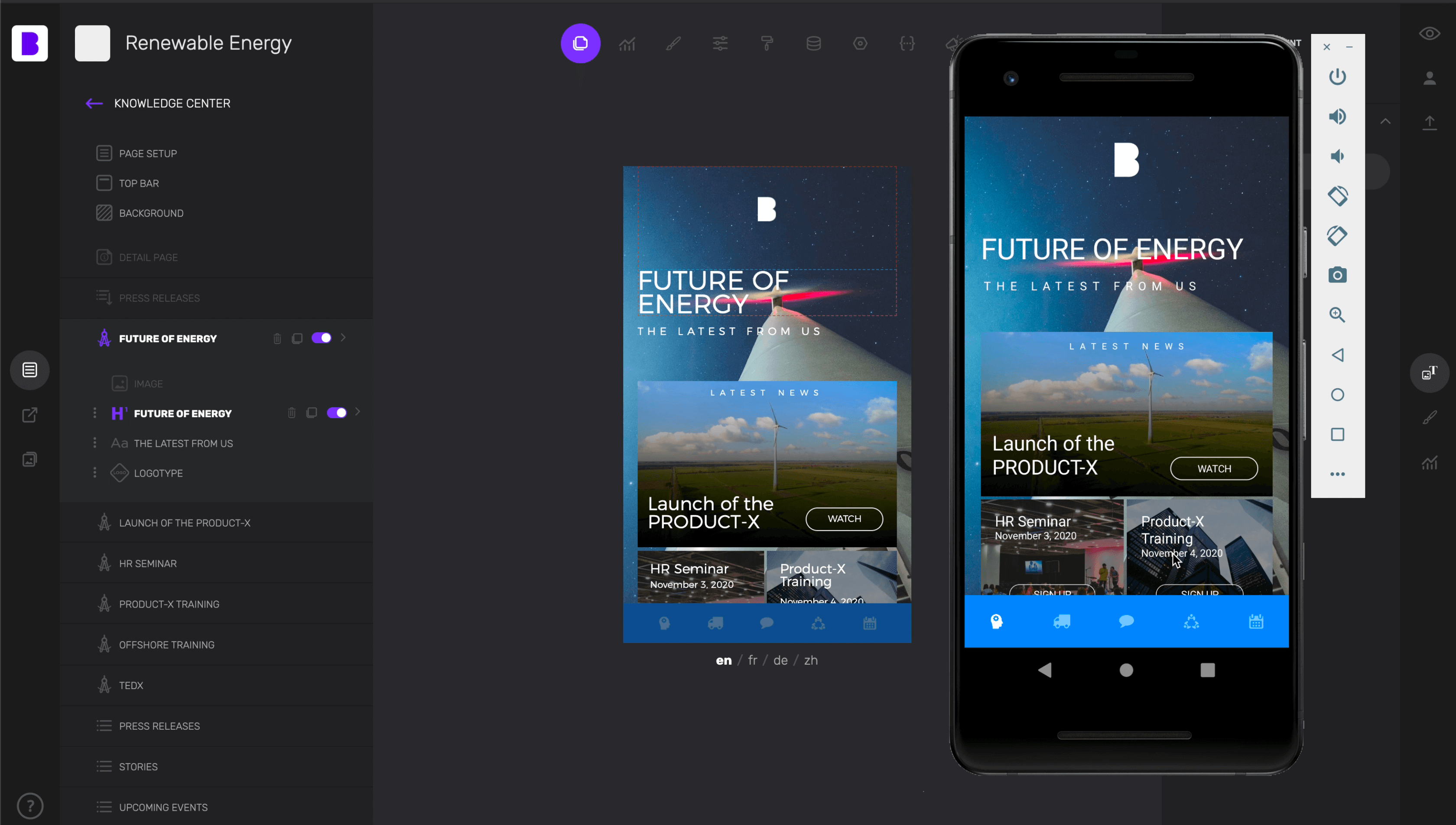 Now build native apps in a day with Studio Rapid