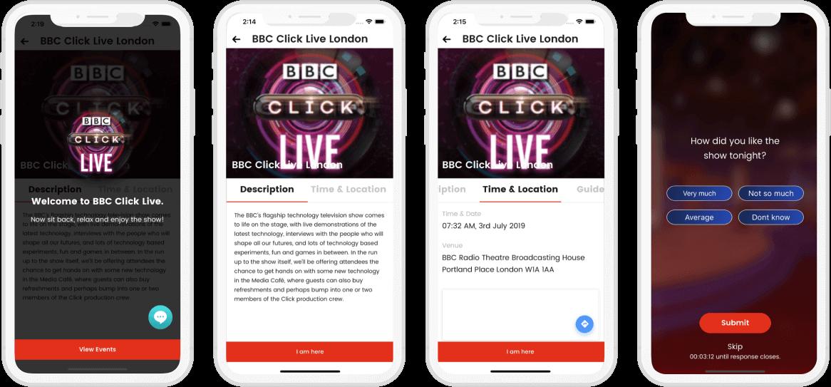 BBC Click Live
