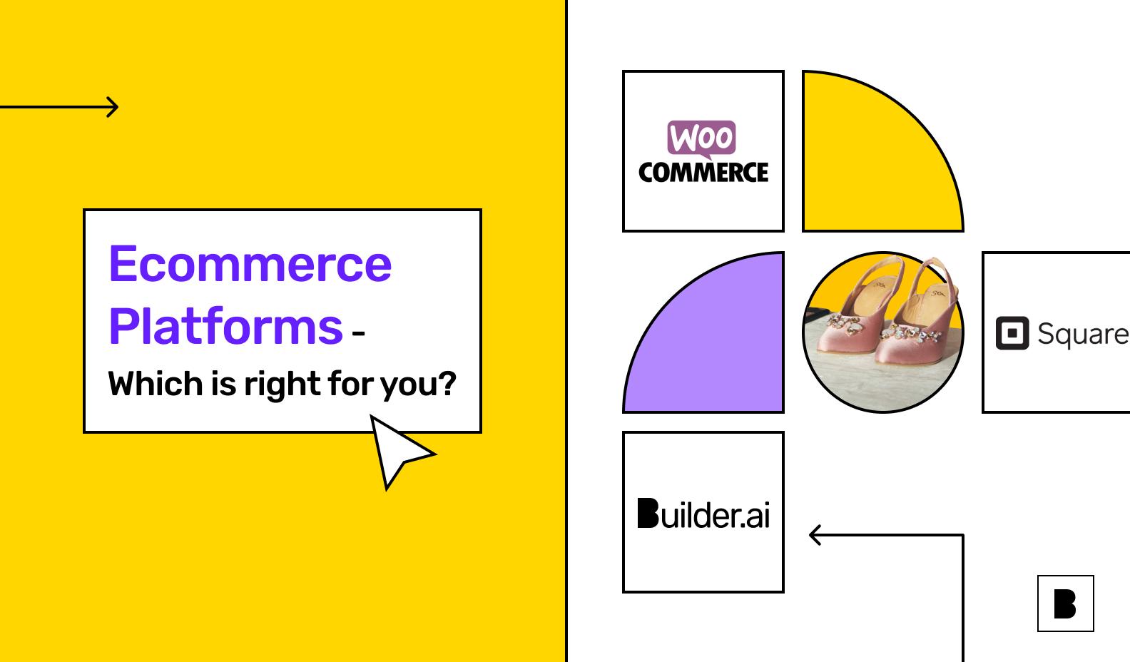 The best eCommerce platforms