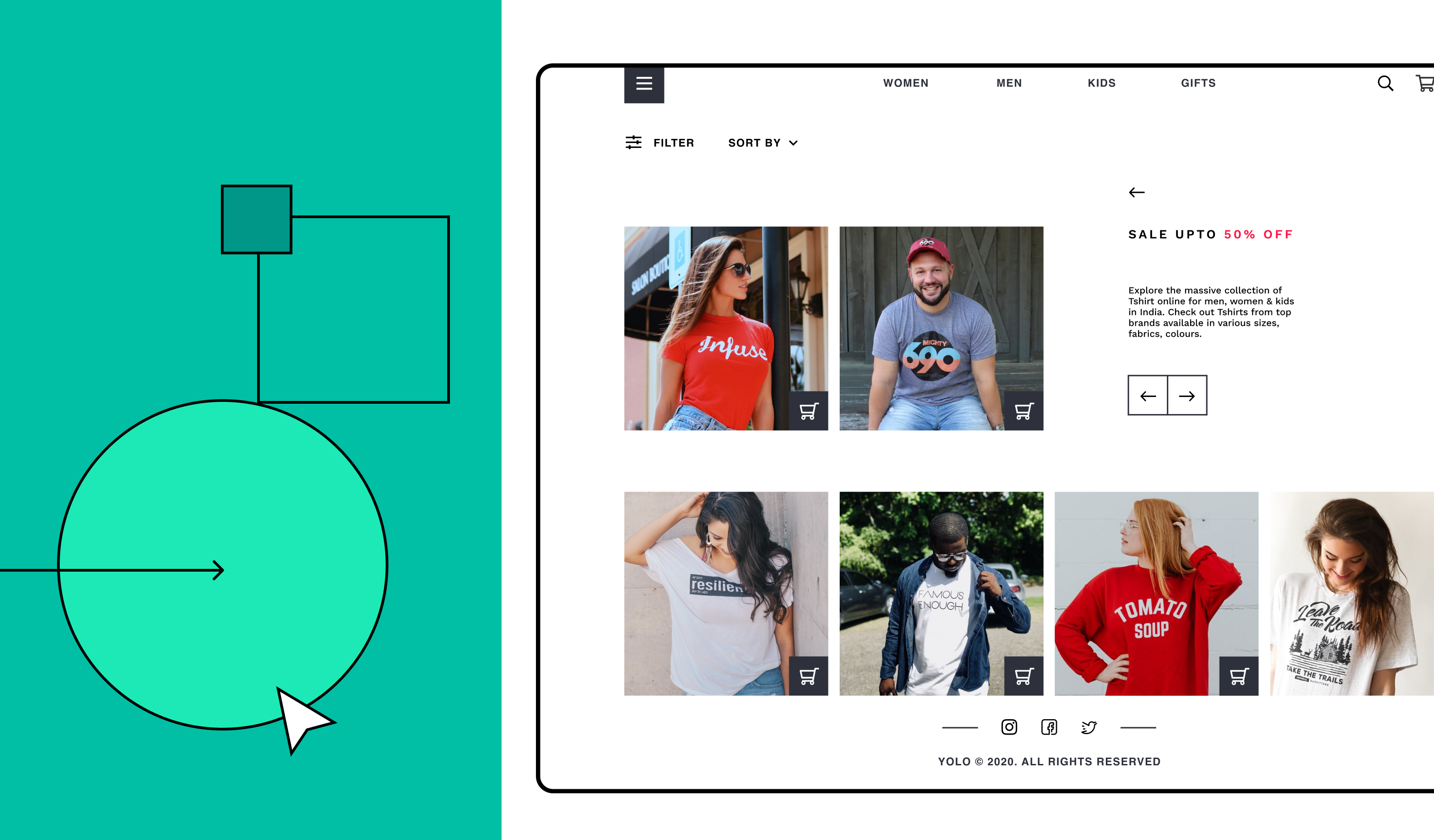 Start an online t-shirt business: the complete guide