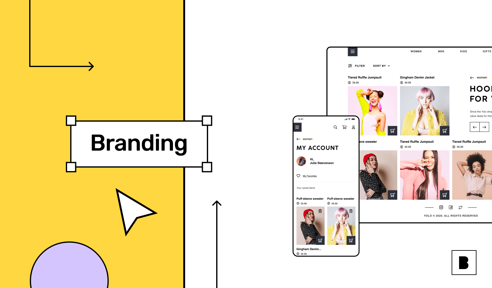 Branding for your ecommerce products