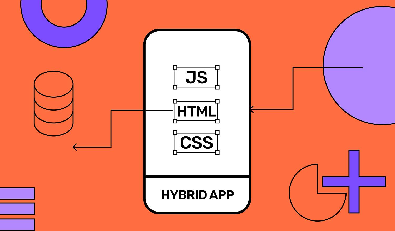 Hybrid app technology stacks