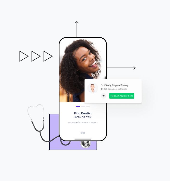Build a dentistry app
