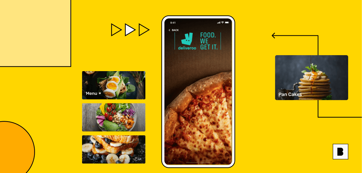 How to build an app like Deliveroo