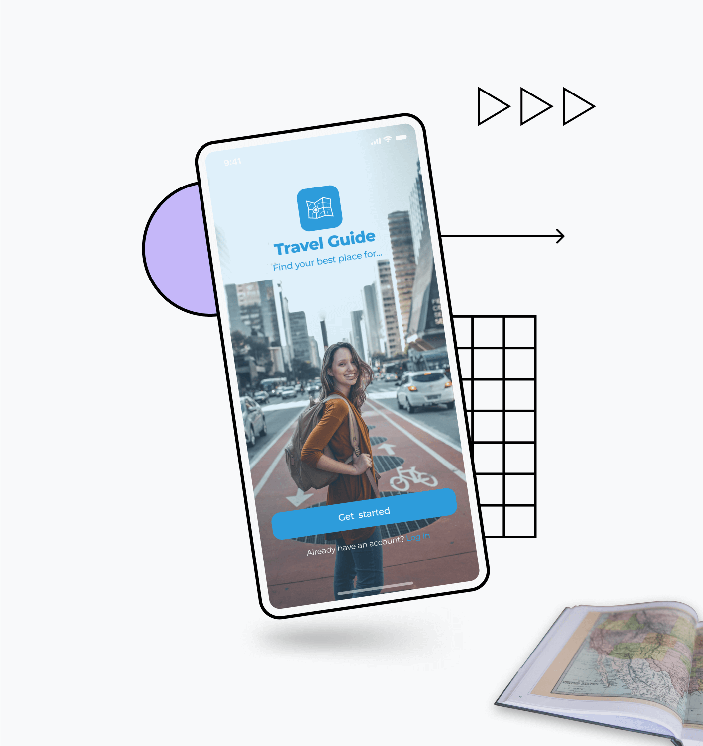 Build an itinerary app