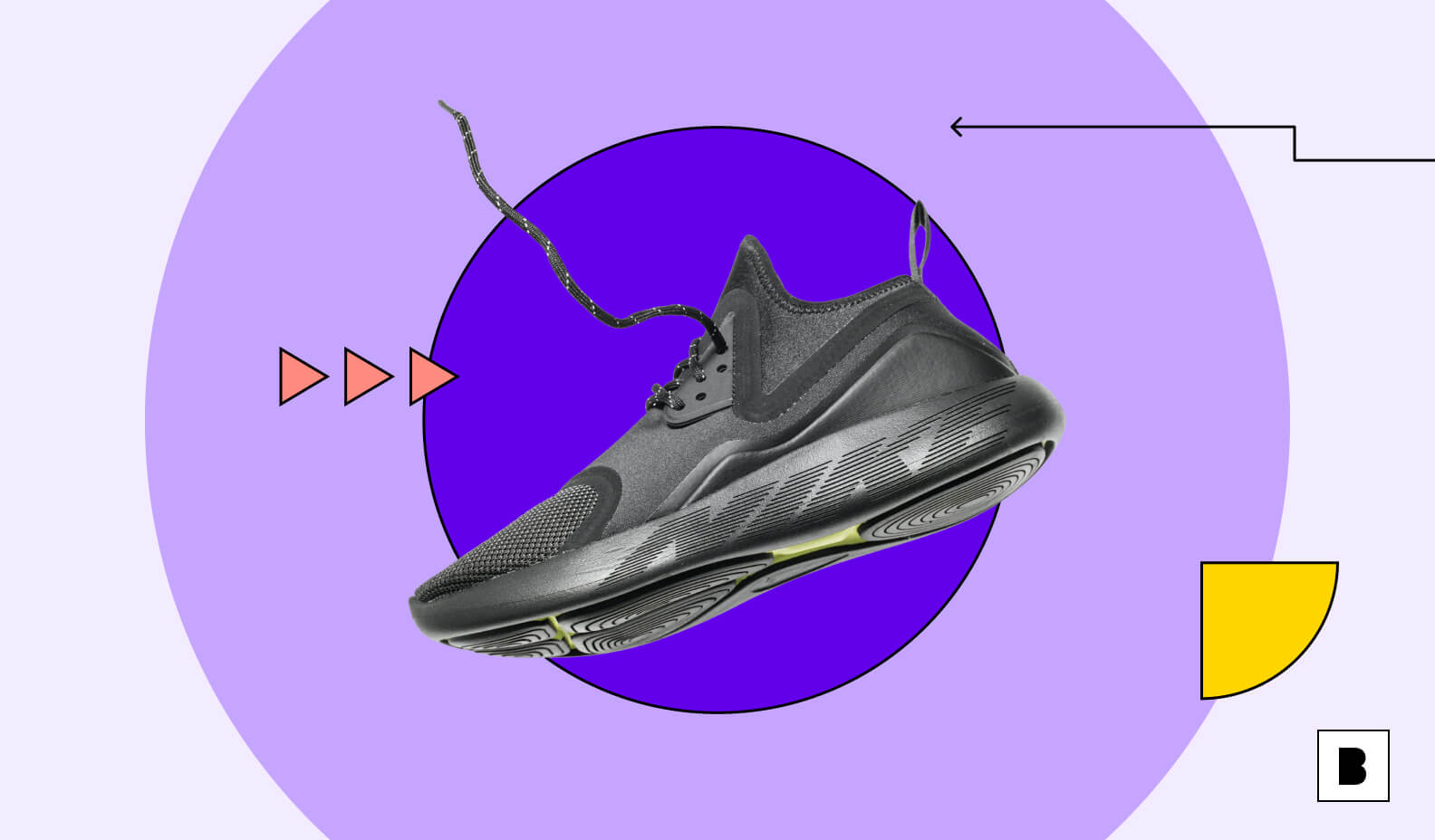 Shoe as a product for business